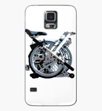 Folded Brompton Case/Skin for Samsung Galaxy
