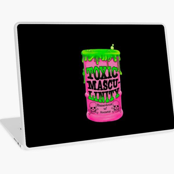 Toxic Masculinity Laptop Skin