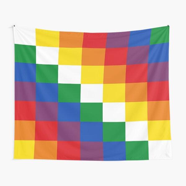 WIPHALA FLAG Tapestry