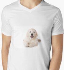 Fluffy Puppy golden retriever T-Shirt