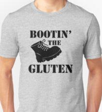 Bootin' the Gluten T-Shirt
