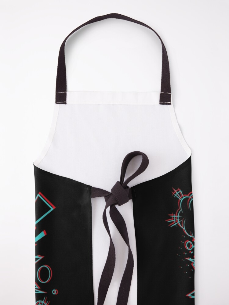 Alternate view of Updating My Algorithm. Apron