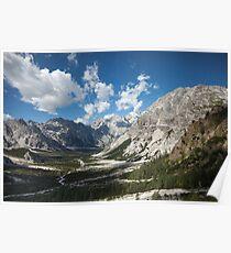 Berchtesgaden Alps Poster