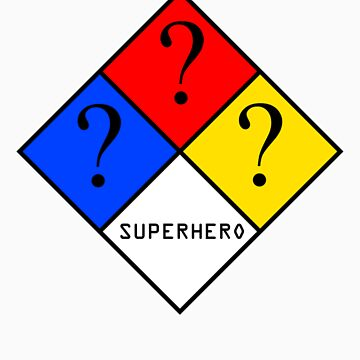 NFPA - SUPERHERO by samohtbackwards