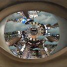 Hadron (LHC) Magritte by vesa50