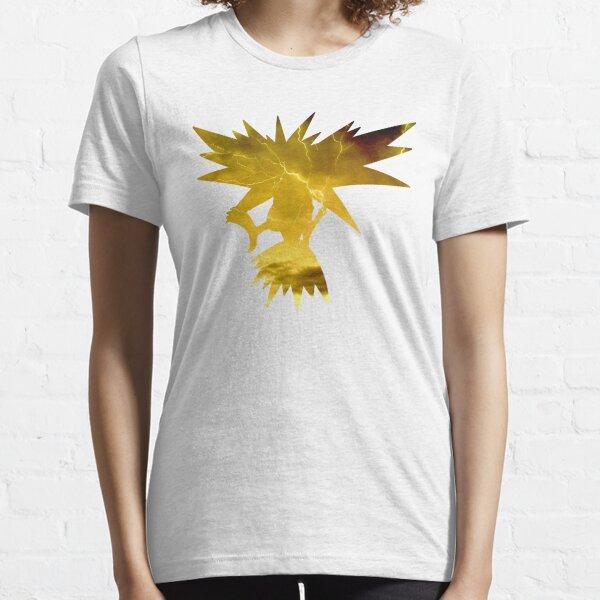 Zapdos - Pokemon Realism Essential T-Shirt