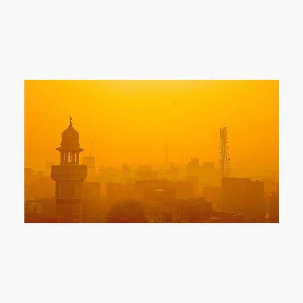 Lahore I Photographic Print
