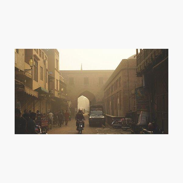 Lahore III Photographic Print