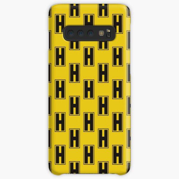 Huffle Pattern Samsung Galaxy Snap Case