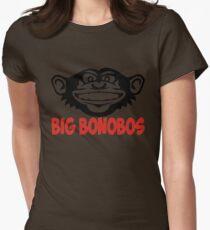 Big Bonobos T-shirt Womens Fitted T-Shirt