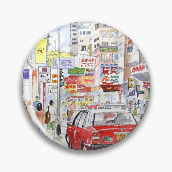 Hong Kong Pin