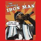The Invincible Iron Man by boombapbeatnik