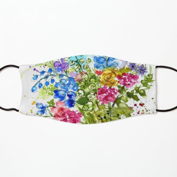 Floral Bouquet Kids Mask