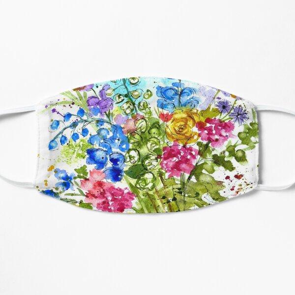Floral Bouquet Mask