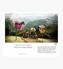 """""""Sapa"""" en Mots & Image (M.Konecka) Photographic Print"""