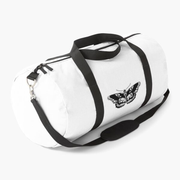 Harry Styles  butterfly tattoo Duffle Bag