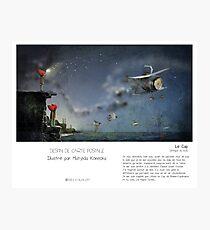 """""""Le Cap"""" en Mots & Image (M.Konecka) Photographic Print"""