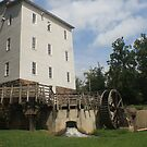 The Grist mill  by Leann Moses Rardin