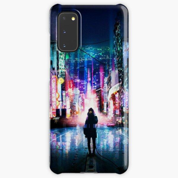Tokyo Cyberpunk Japan Samsung Galaxy Snap Case