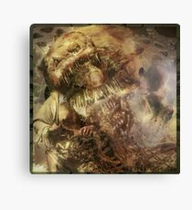 Ayreon - Fan Art The Theory of Everything  Canvas Print