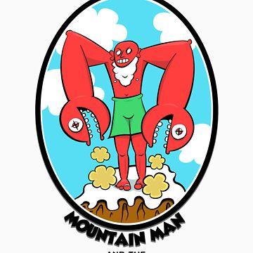 Mountain Man and the Septic Steam by danjoebak