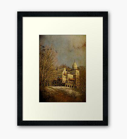 Forstmann Castle Framed Print
