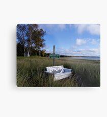 Whitefish Bay Metal Print