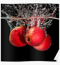 Water Apples Poster