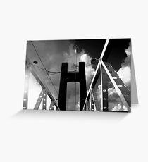 Brest - Pont de Recouvrance Carte de vœux