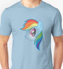 Rainbow Dash Stylized Head T-Shirt