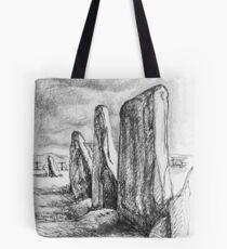 Beltany Stone Circle Tote Bag