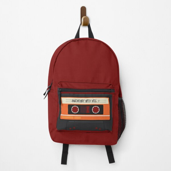 Awesome Mixtape. Vol. 1 Cassette Tape Retro Vintage Backpack