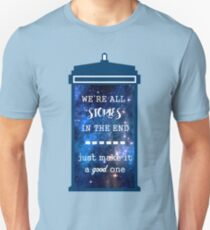 Doctor who - Stories Unisex T-Shirt