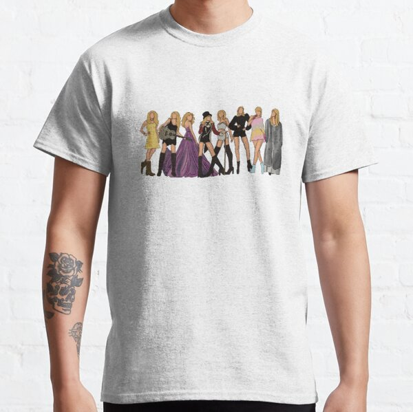 Taylor Eras Classic T-Shirt