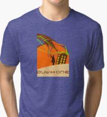 DUWHONE Tri-blend T-Shirt
