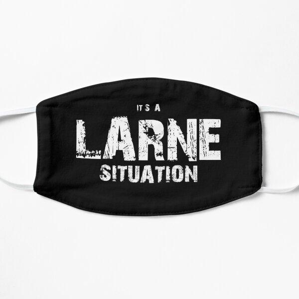 Larne Situation  Flat Mask