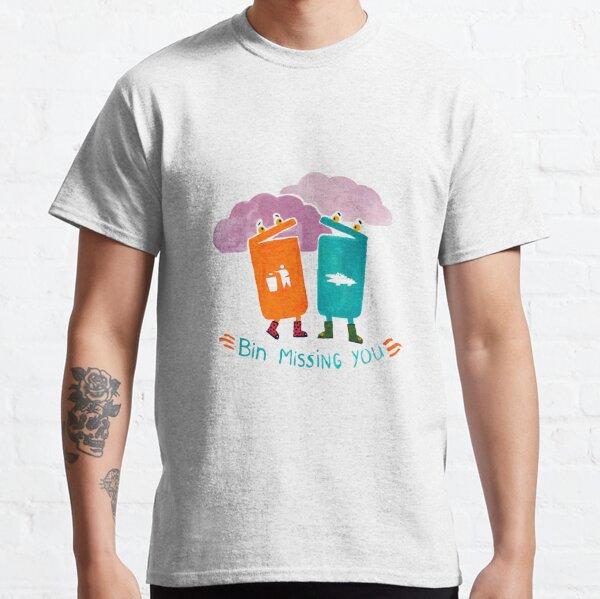 Bin Missing You Classic T-Shirt
