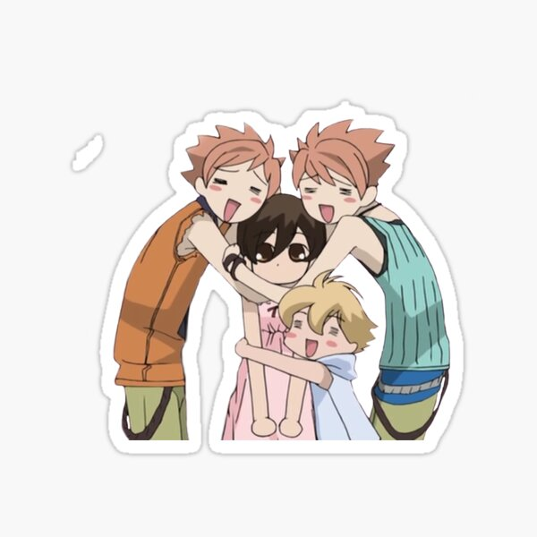 Big Hug You Lil Cutie! Sticker