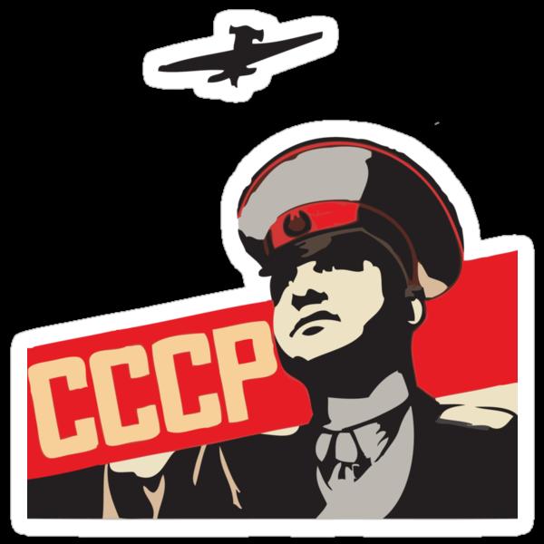 Soviet Red  Army  by SofiaYoushi