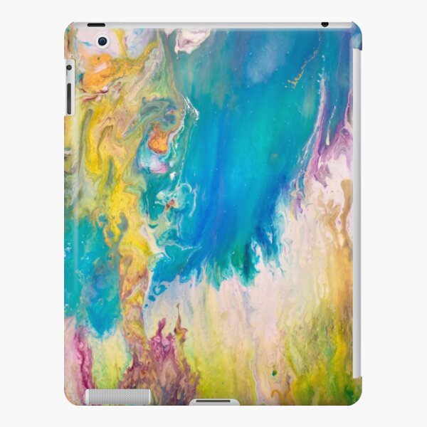 Cosmic fire magic iPad Snap Case