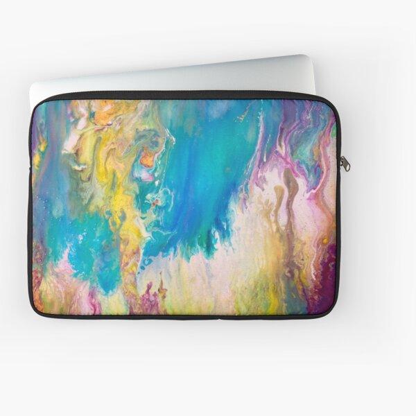 Cosmic fire magic Laptop Sleeve
