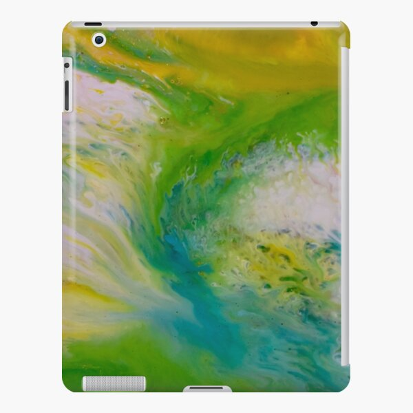 cosmic energy wave iPad Snap Case