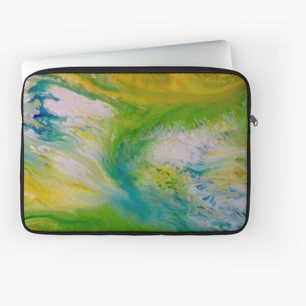 cosmic energy wave Laptop Sleeve