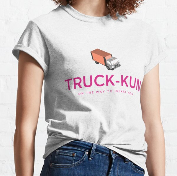 Truck-Kun the Isekai Champion Classic T-Shirt
