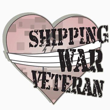 Shipping War Veteran by belligerent