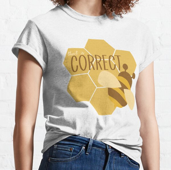 That Is Correct Panch 25APCSB Classic T-Shirt