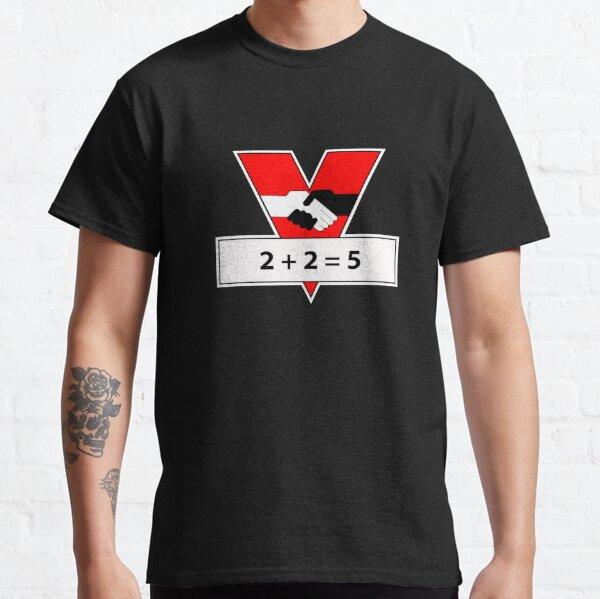 1984: 2+2=5 Classic T-Shirt