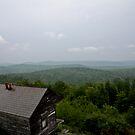 Hogback Mountain by Amanda Moscoe