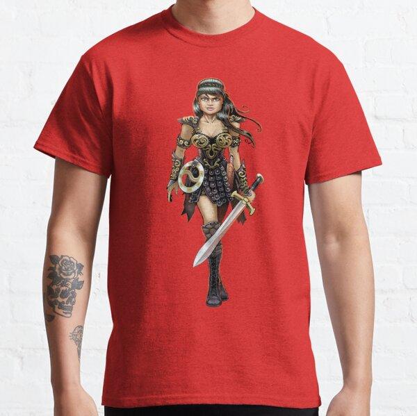 Xena Warrior Princess Classic T-Shirt