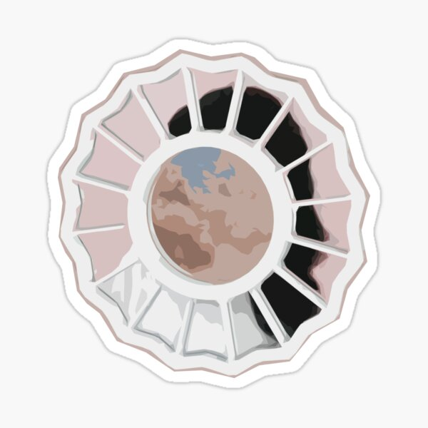 The Divine Feminine Sticker